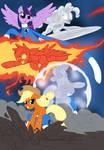 MLP Fantastic Four