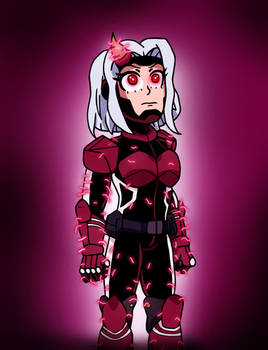 MHA:DOFP - Future Eri's Hero Outfit