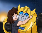 Charlie and Bumblebee by edCOM02