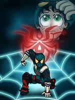 Spider-Deku by edCOM02