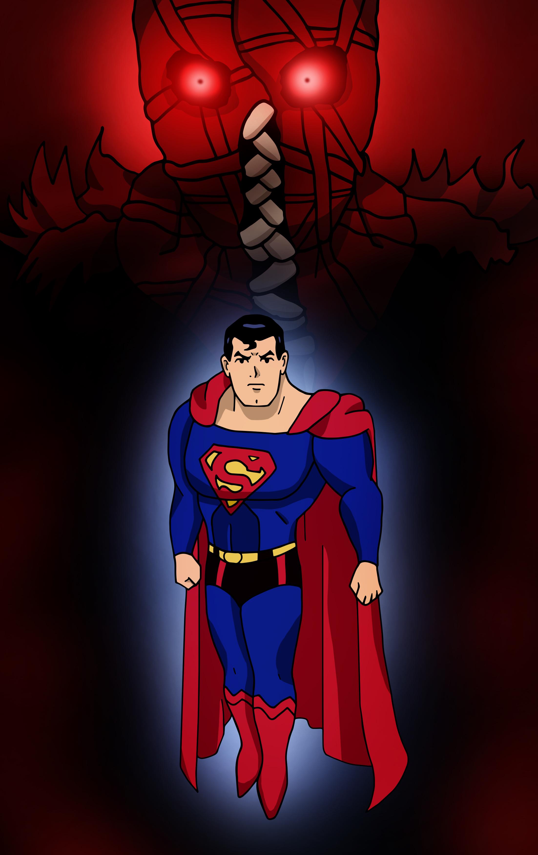 Superman Brightburn By Edcom02 On Deviantart