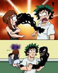 MHA/Venom - You Dirty Parasite!