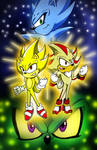 Sonic: The Wrath of Nazo by edCOM02