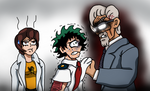 MHA:AOU - Scary Daddy