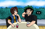 MHA:AOU - Date With Hope