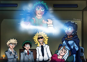 MHA:DOFP - Her Past, Our Future