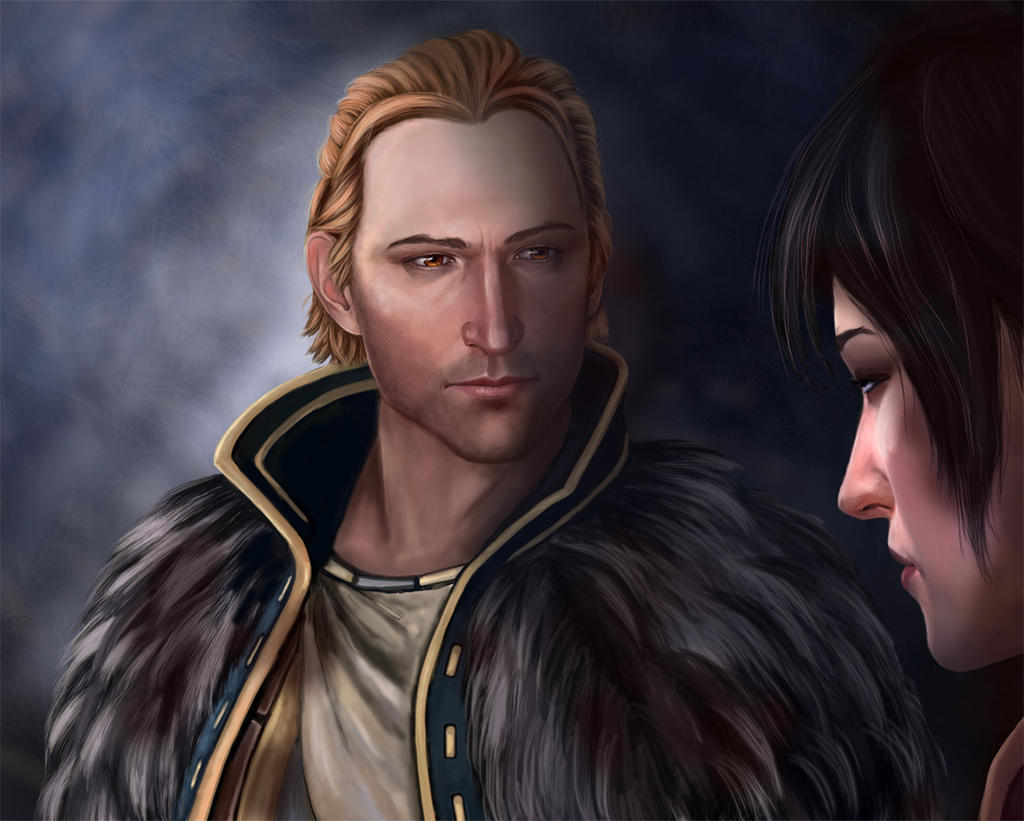 Anders and Marian by WildBara