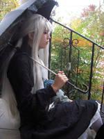 Anju Maaka cosplay 4 by horsenmangasami