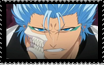 Grimmjow stamp 1 by Clare-Sparda