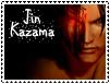 Jin Kazama stamp by Clare-Sparda