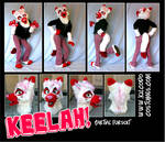 Keelah Partial Fursuit