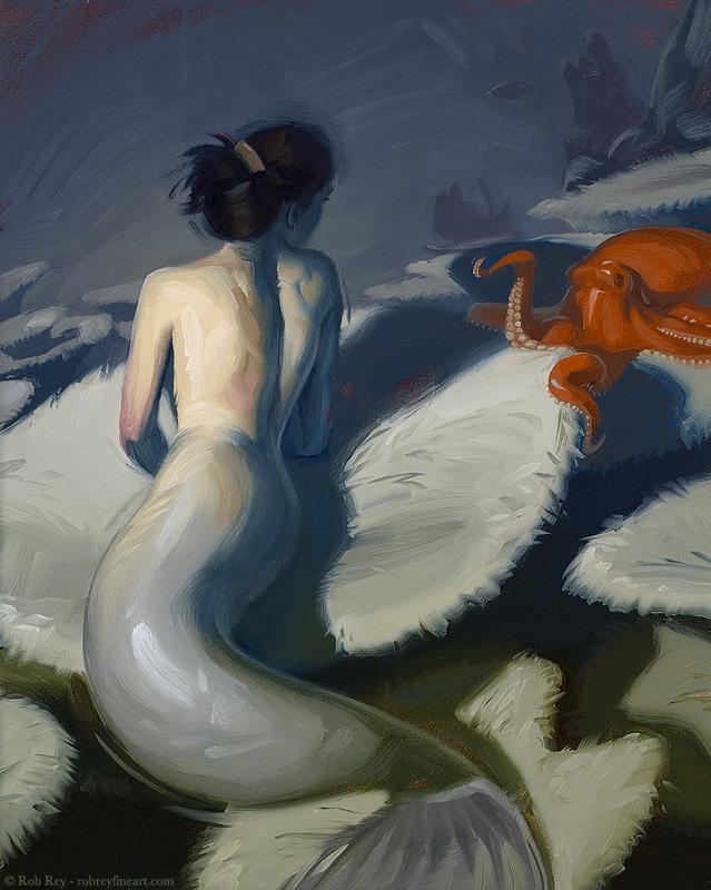 Mermaid II by robrey