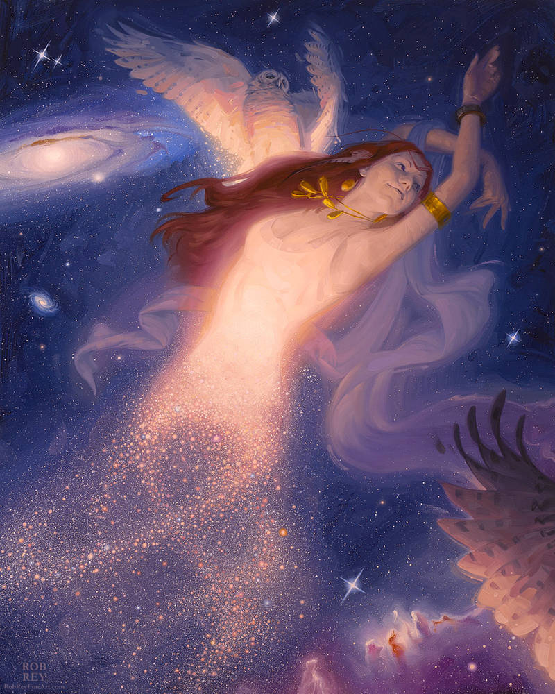We Are Made of Stars by robrey