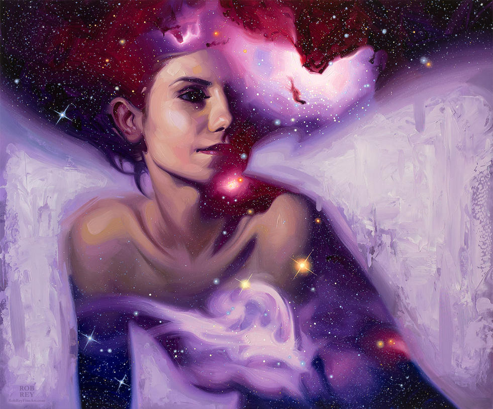 Stardust II by robrey