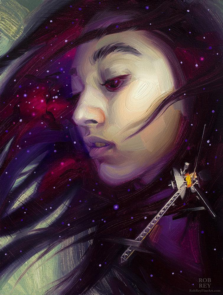 Interstellar Voyager by robrey