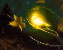 Bioluminescence - Hope by robrey