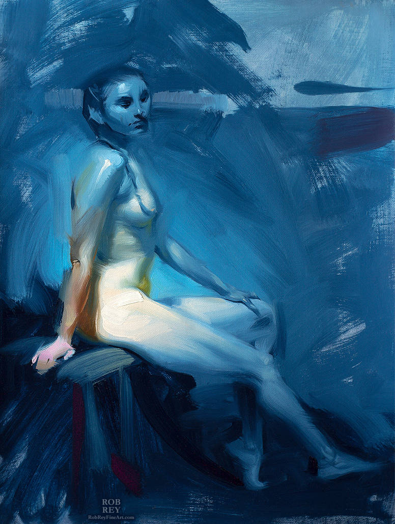 Figure Study by robrey