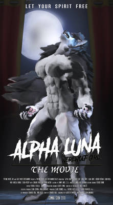 [SFM] Alpha Luna Movie Poster