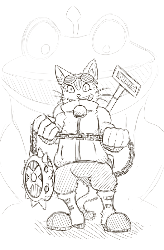 If Blinx The Time Sweeper was rebooted.