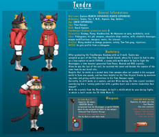 [Blinx TTS Character] Tundra by Mark-Unread