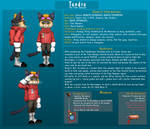 [Blinx TTS Character] Tundra