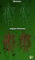 Ben 10 Alien Concept: Wireframe
