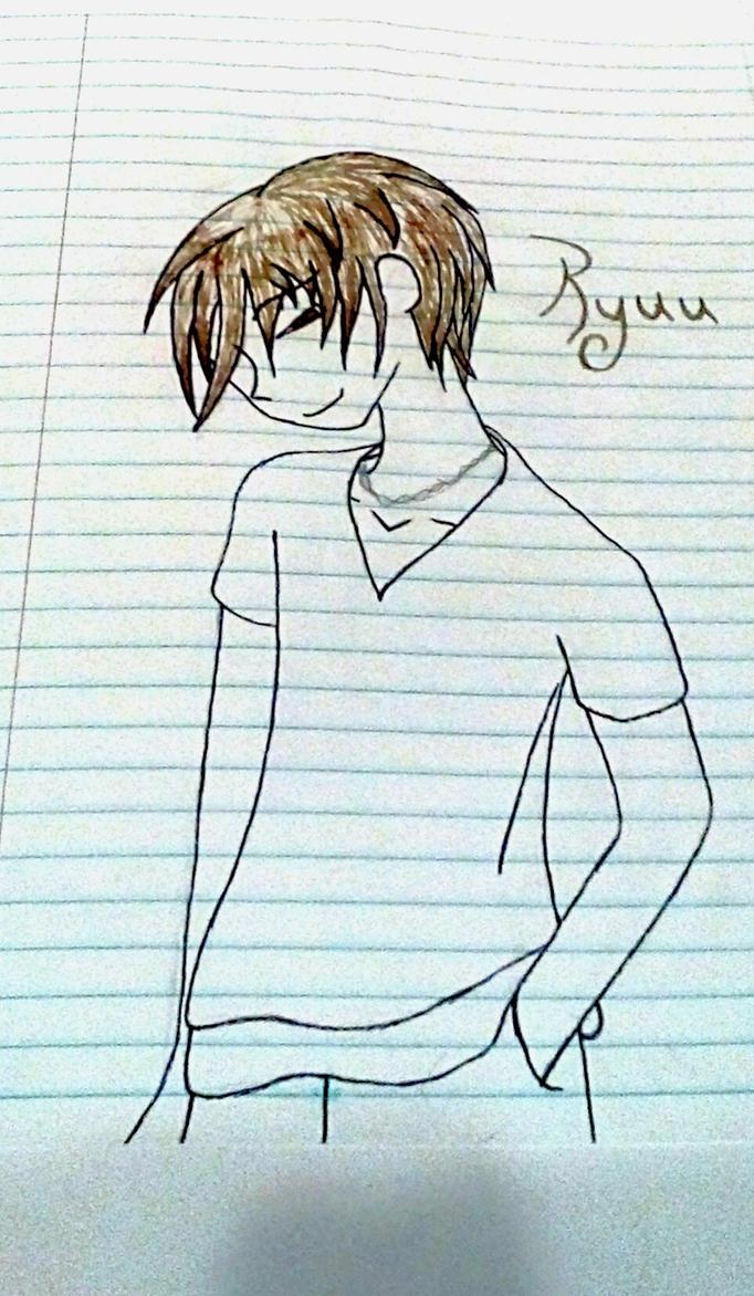 Ryuu by Eeirany