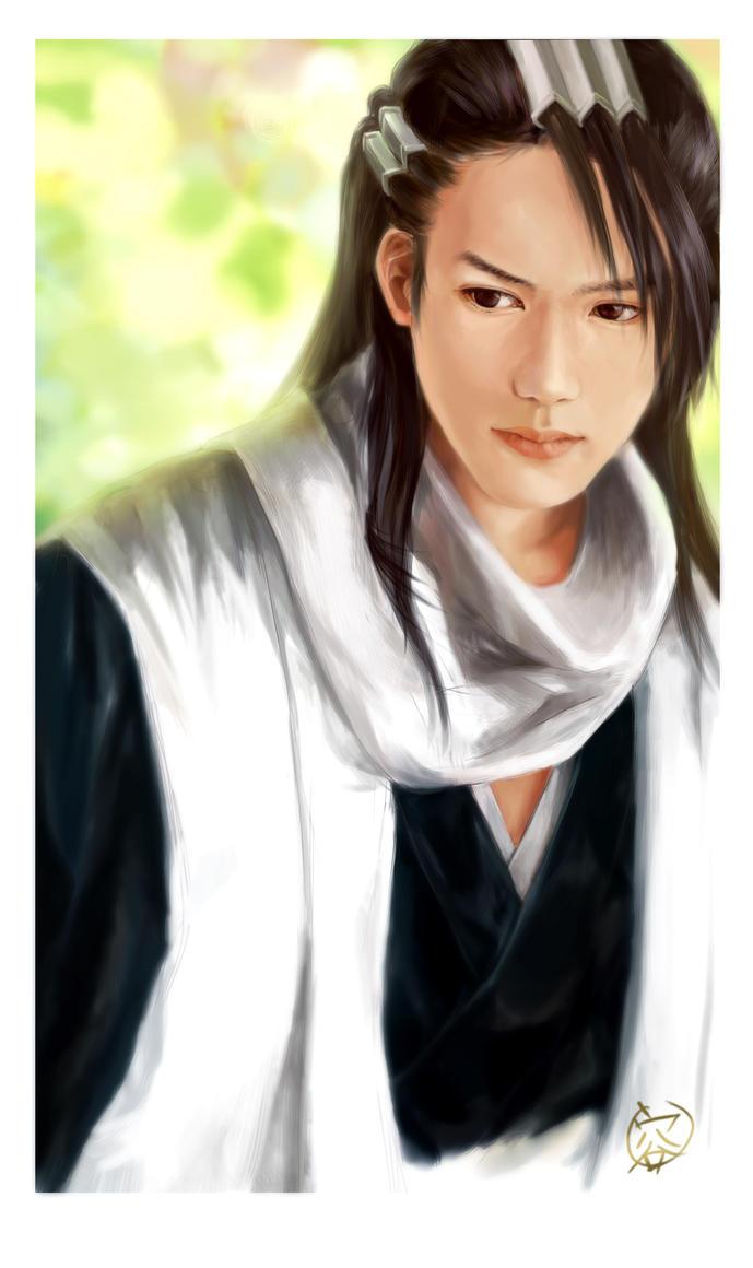 Byakuya by vitellan