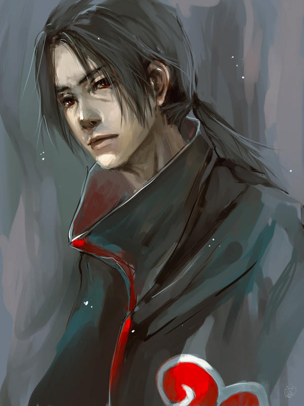 Itachi by vitellan