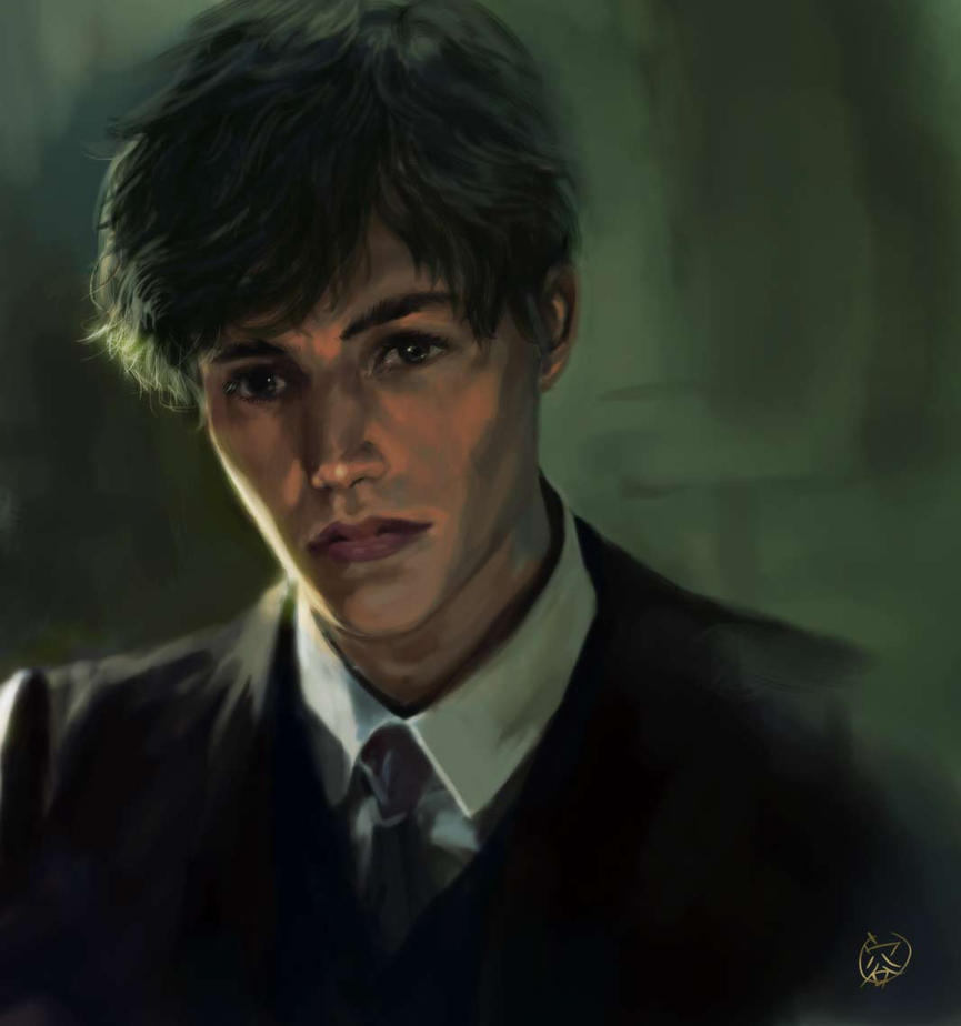 Tom Marvolo Riddle by vitellan