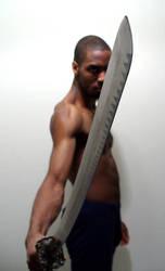 Gratuitous Swording 35 by Ahrum-Stock