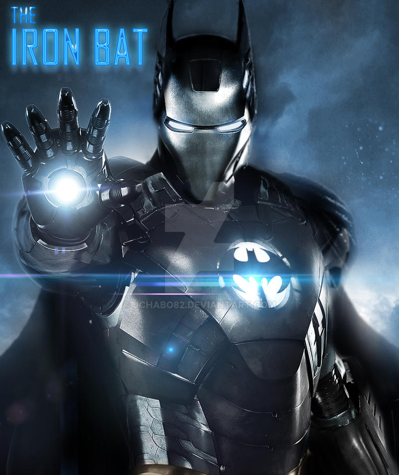 Iron Man Superman Suit