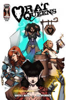Rat Queens #1 by johnnyrocwell