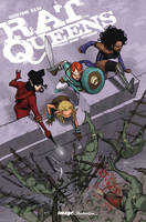 Rat Queens 4 by johnnyrocwell