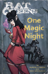Rat Queens 10 by johnnyrocwell