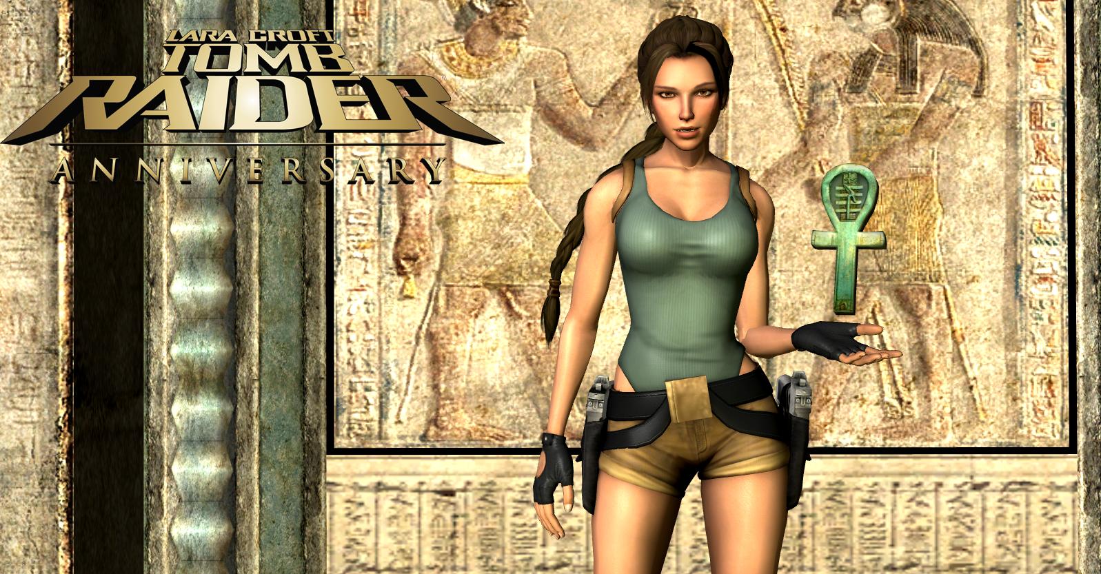 Lara croft tomb raider anniversary big booty  smut images