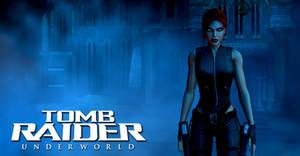 Tomb Raider Underworld Laras Shadow Wallpaper
