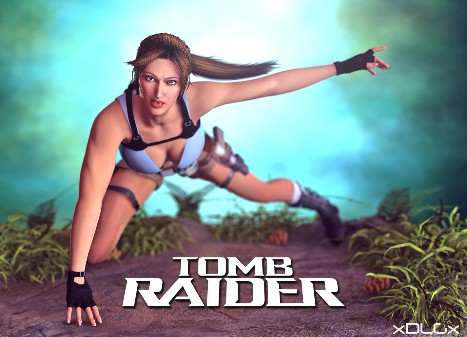Porncraft of tomb raider adult movies