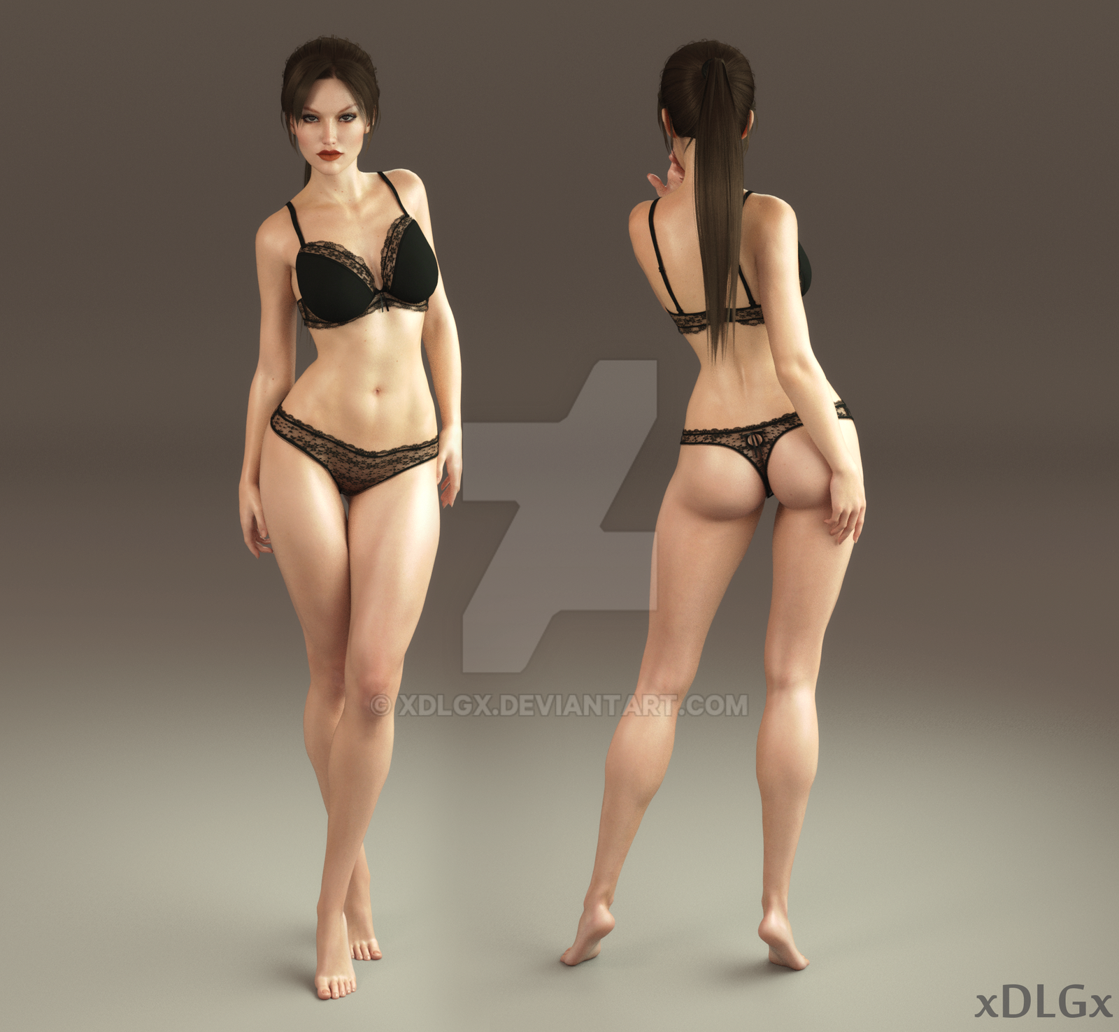 Dickgirl muscle 3d nude download