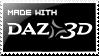 DAZ Studio Stamp by xDLGx