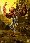 Superman Z by BAI-XAU-LI