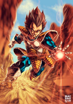 Dragon Ball Z: Vegeta