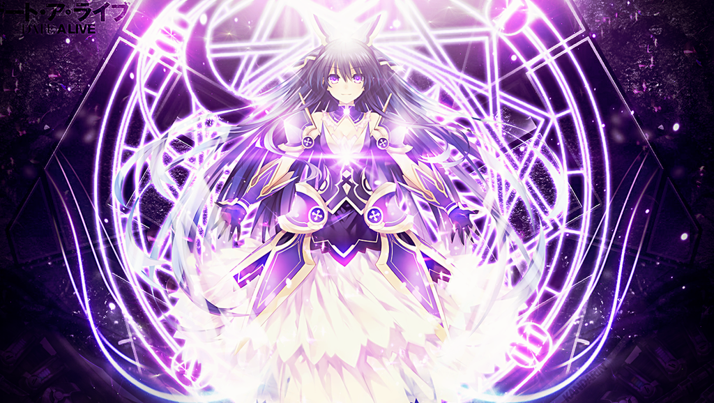 -Wallpaper- [DATE A LIVE-TOHKA] By KandaRin On DeviantArt