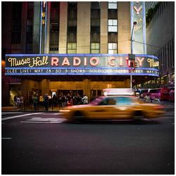 : radio city : by flatterear