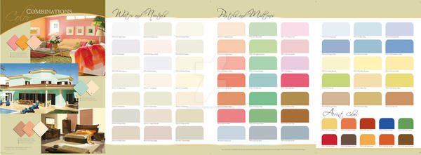 Summary Paint Color Gallery Davies Paints Philippines