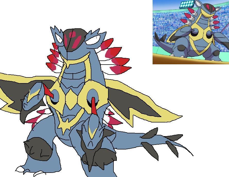 The gallery for pokemon anorith evolution - Pokemon xy mega evolution chart ...