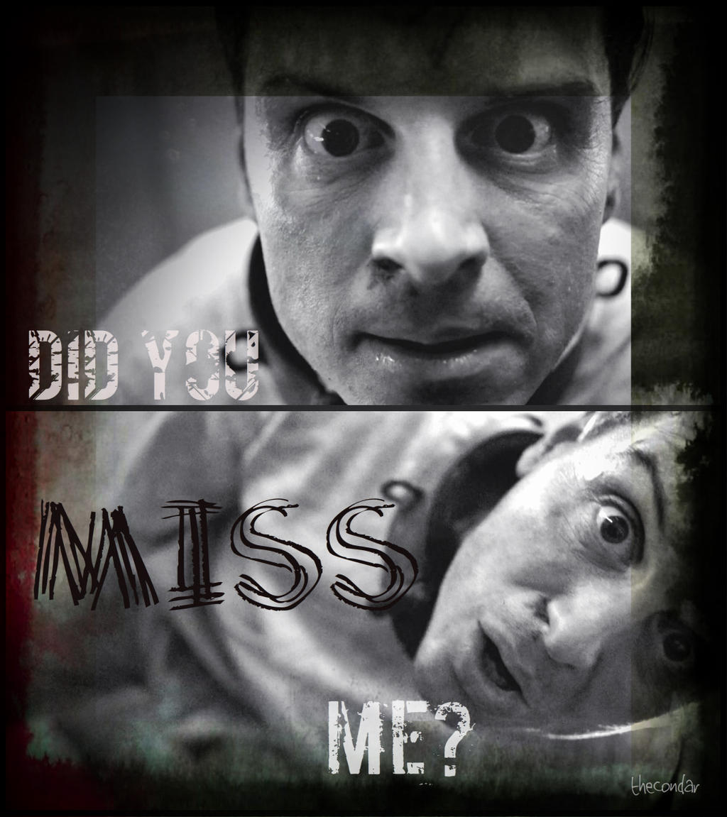 Did you miss me?..Jim-Moriarty by TheConDar on DeviantArt