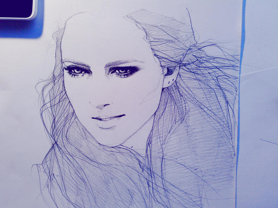 morgana sketch by dreamsCrEaToR