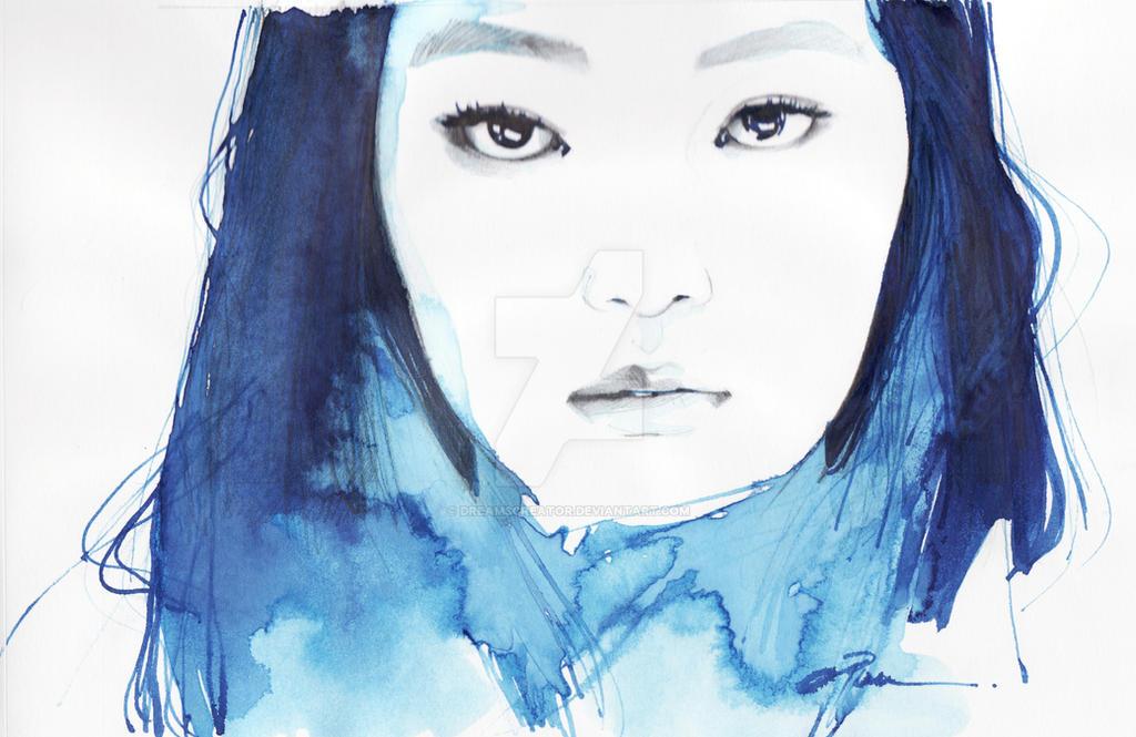 Blue by dreamsCrEaToR