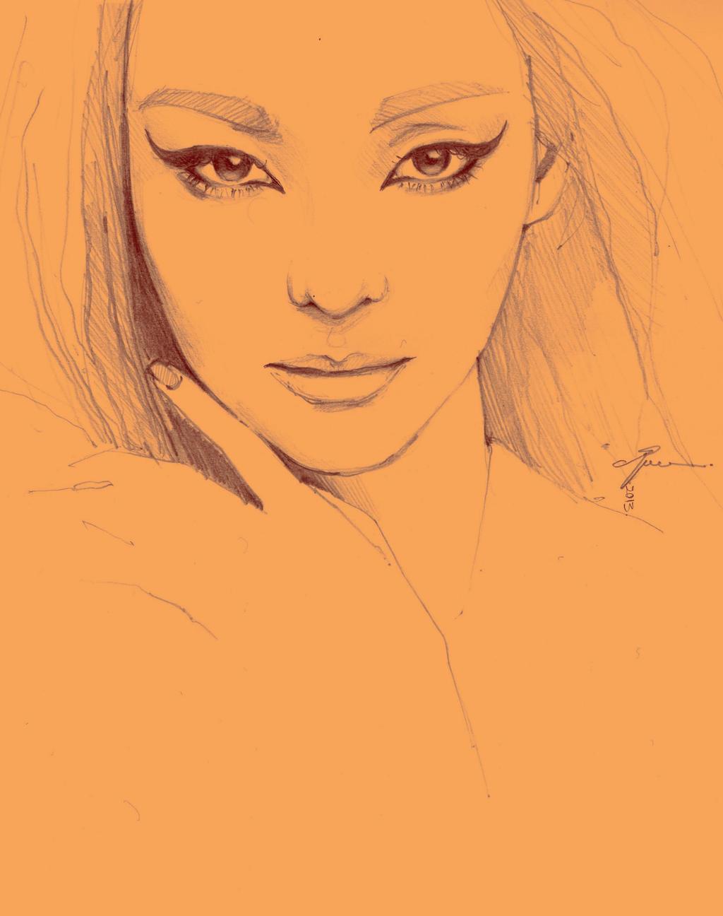 sketching-Dara by dreamsCrEaToR